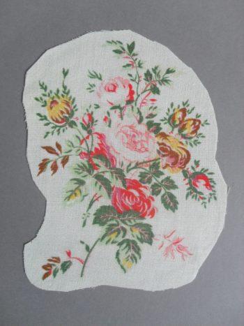 Bouquet à broder