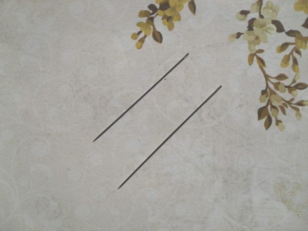 Les aiguilles à perler Bohin (10,12)