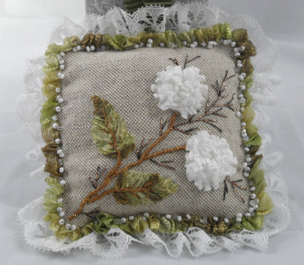 Fil Hydrangea blanc