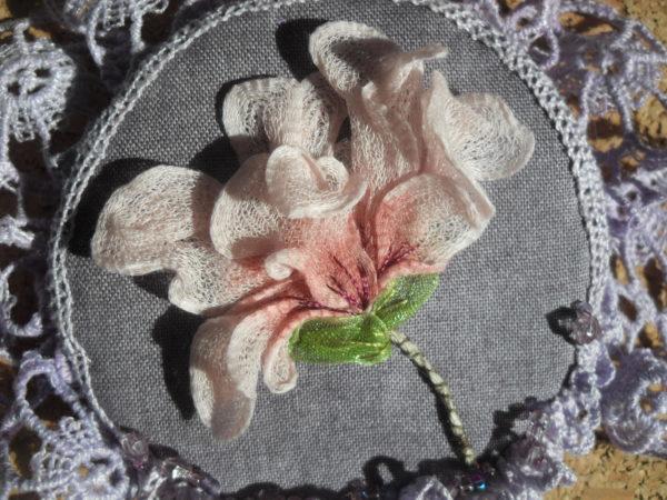 Fil Flora rose