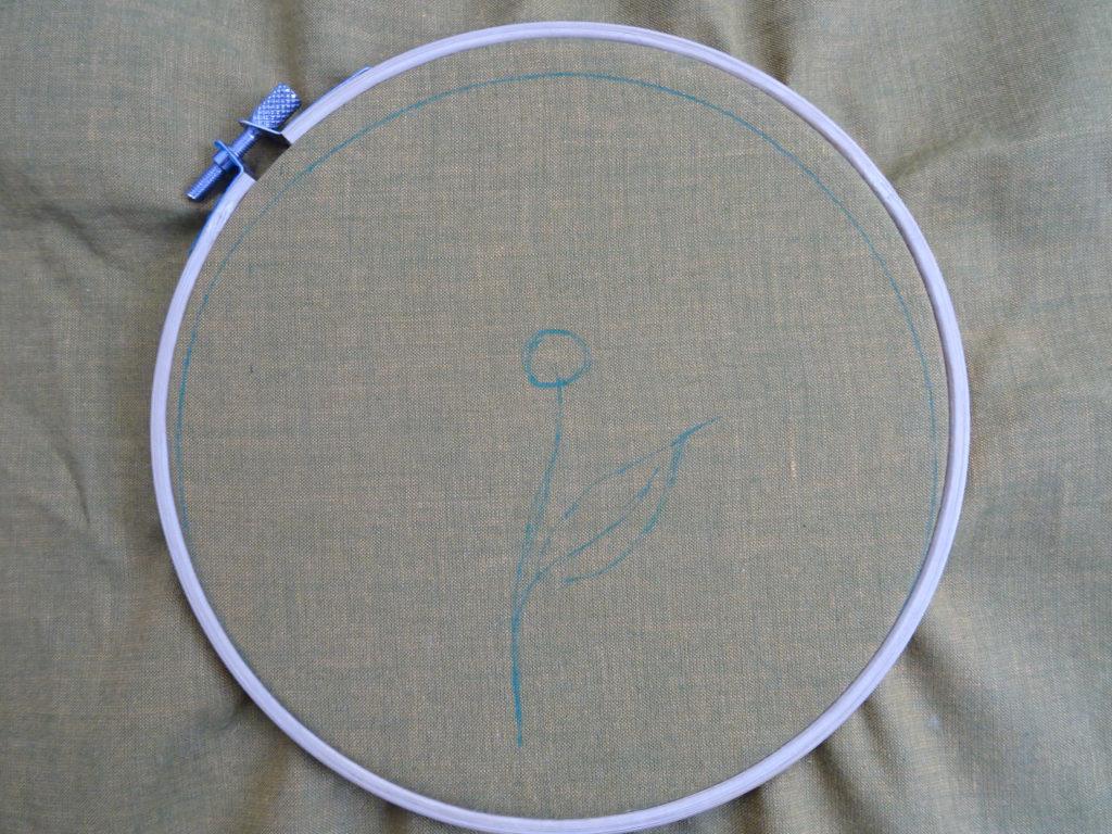 Nuance brodée #2 : Reproduire le motif à broder